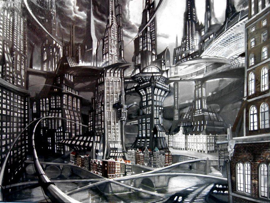 Amsterdam in the future