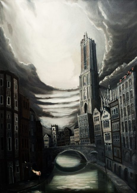 City of Utrecht in medievel times