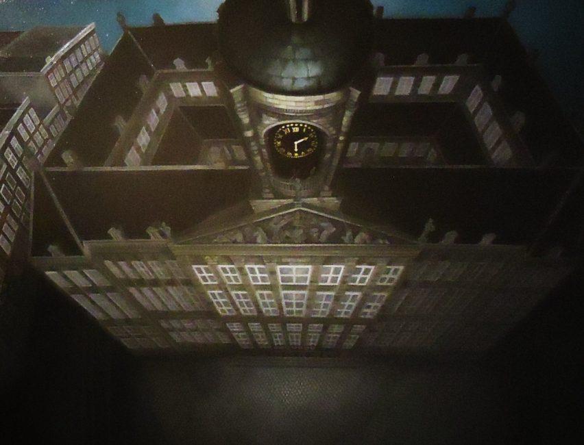 Dam palace