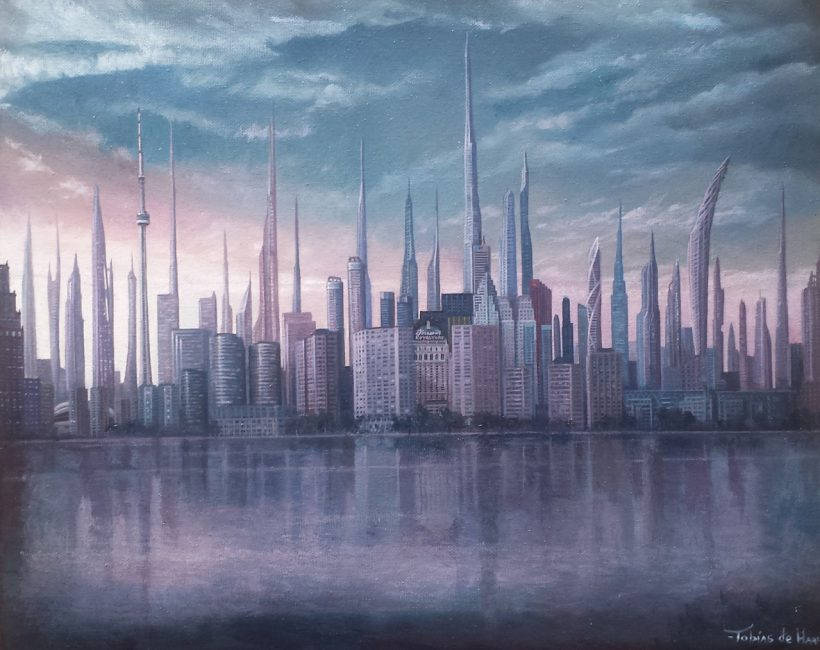 Toronto in the future
